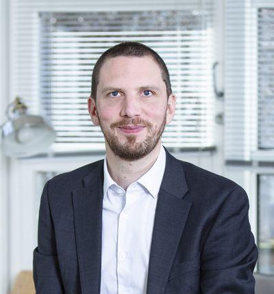 Guillaume Champeau, directeur de l'Éthique et des Affaires Juridiques de Qwant