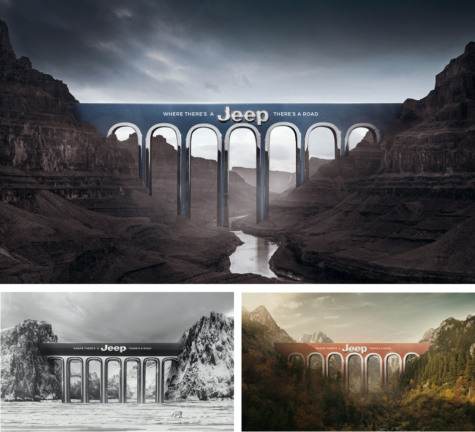 2-Chatons-dOr-Prix-print-libre-B.-Smith-P.-Etcherbarne-Jeep-Bridge