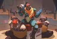 Le nouveau héros Baptiste sur Overwatch