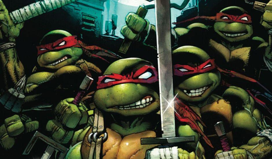 tortues ninja film reboot comics sombre