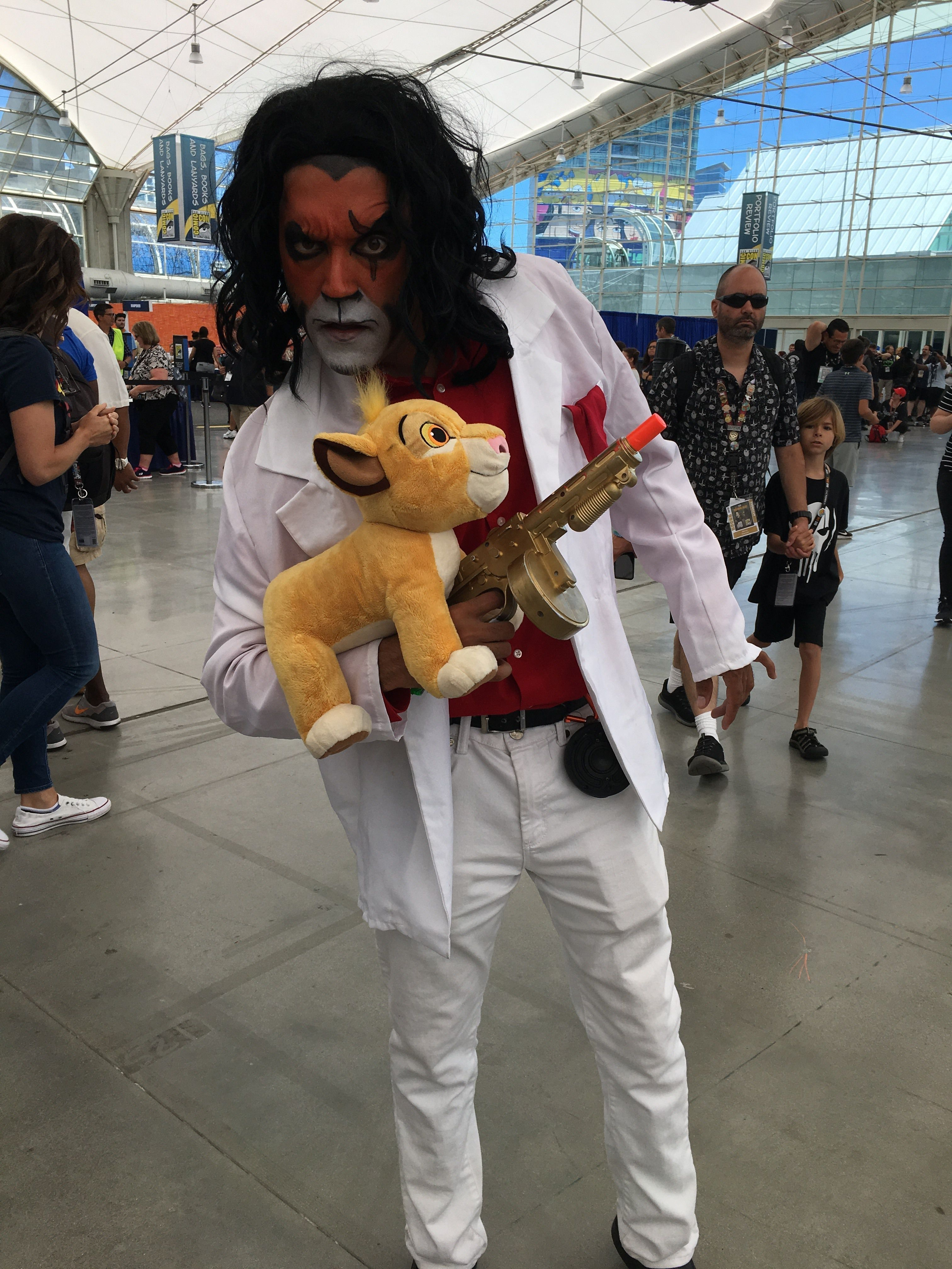 Cosplay SDCC