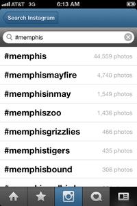Le principe du hashtag se développe à d'autres plateforme