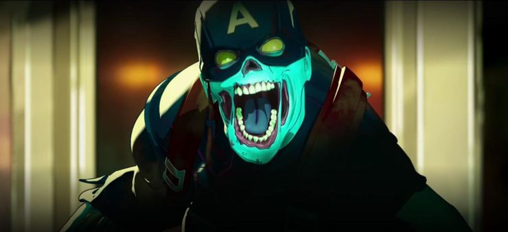 what if captain america zombie serie marvel