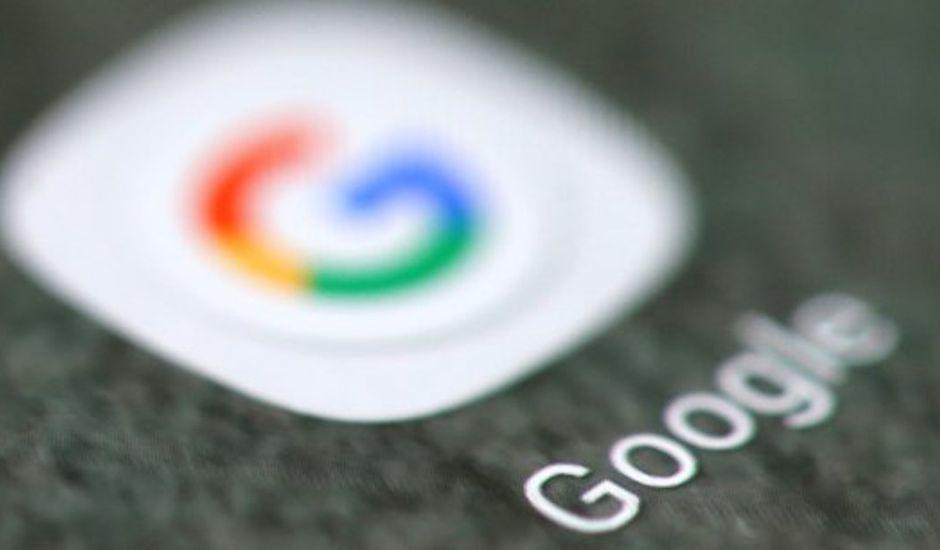 Logo de Google.