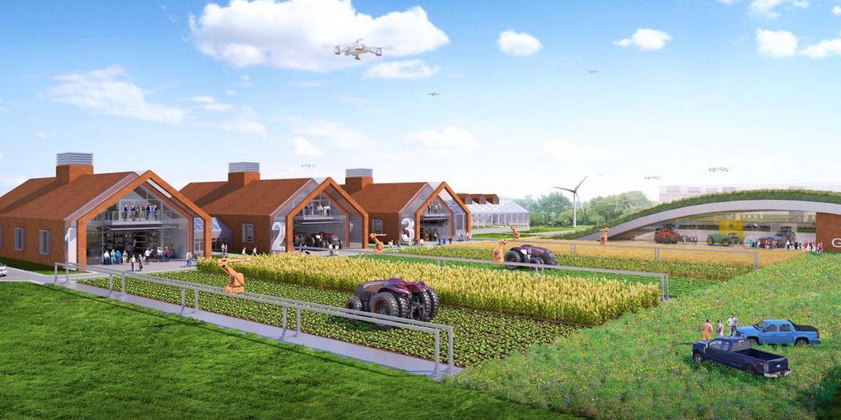 Microsoft réalise son 1er investissement agricole dans une « ferme futuriste »