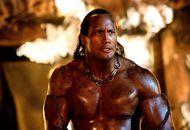 Le Roi Scorpion Dwayne Johnson