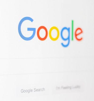 image du moteur de recherche Google