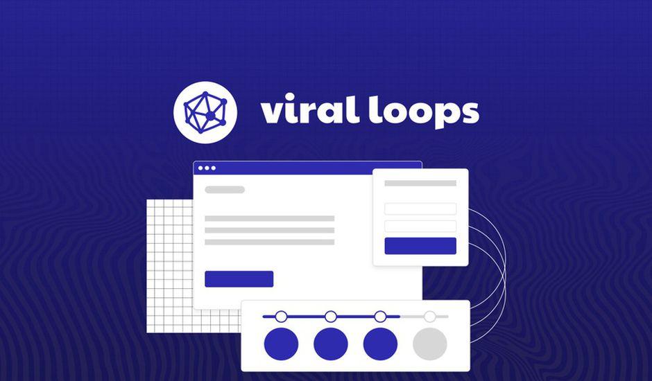 Le logo de l'outil Viral Loops
