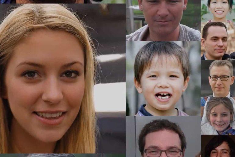 Nvidia a créé une intelligence artificielle capable de générer des visages de personnes qui n'existent pas