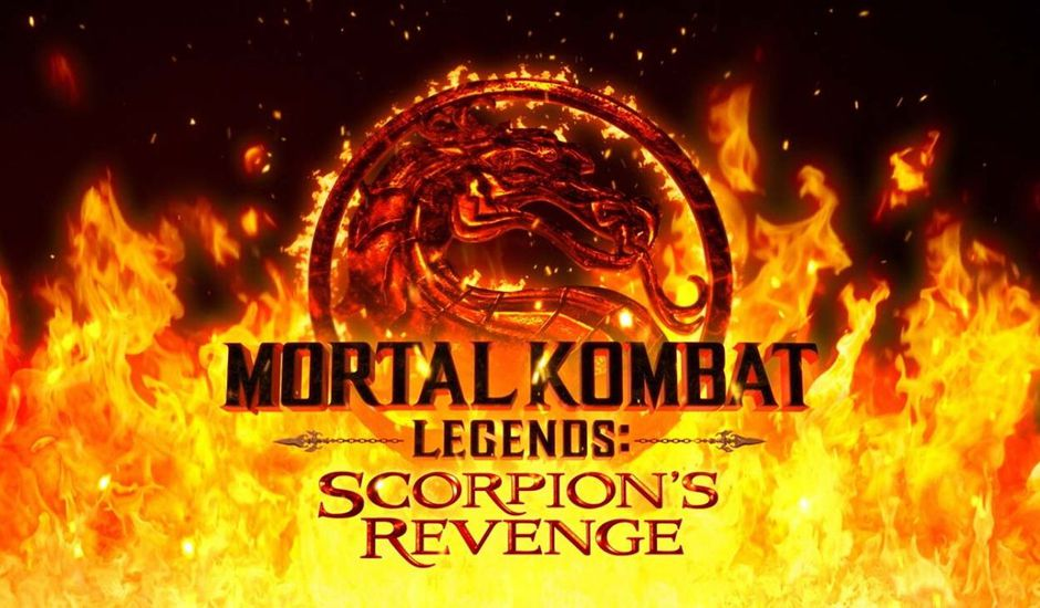 mortal kombat legends scorpions revenge film d animation