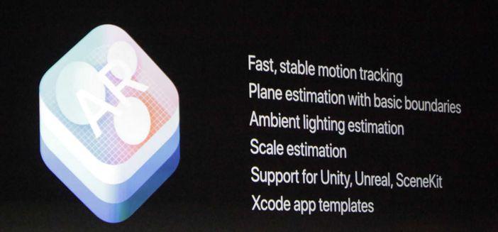 ARKit WWDC apple