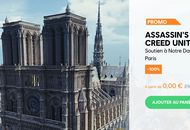 Ubisoft offre Assassin's Creed Unity