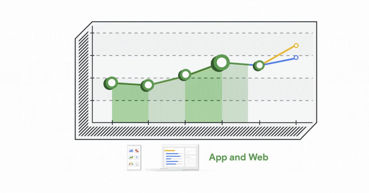 Google Analytics fusionne applications et site web pour mieux suivre les utilisateurs