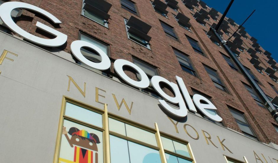 Google investit plus d'un milliard de dollars dans son futur campus new-yorkais.