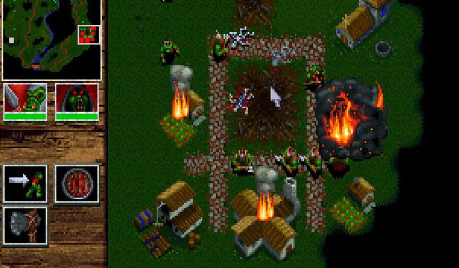 warcraft orcs and humans édition pc mac en ligne