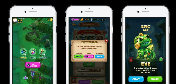 Facebook Instant Games monetisation