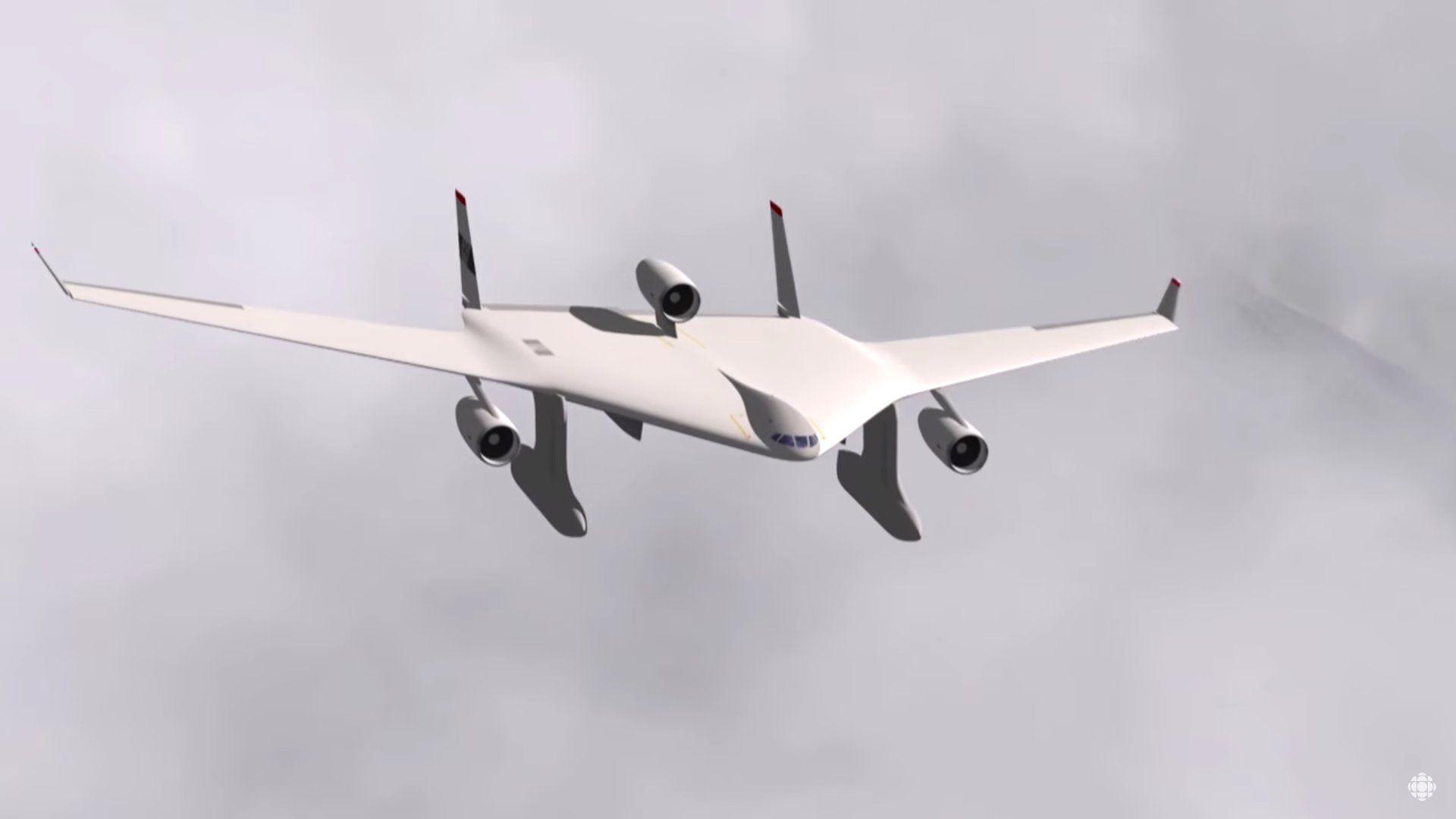Avion du futur
