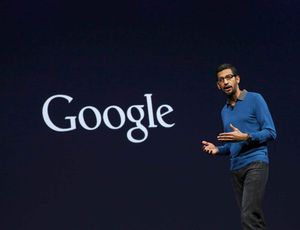 Sundar Pichai, le patron de Google