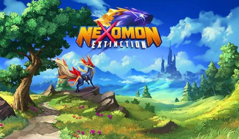 Visuel promotionnel de Nexomon Extinction