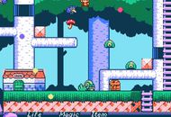 Orange Island le jeu en 8-bit sur Nes et Switch