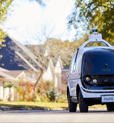 Nuro va faire rouler des voitures totalement autonomes en Californie.