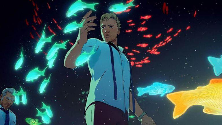 Episode Love, Death and Robots critique