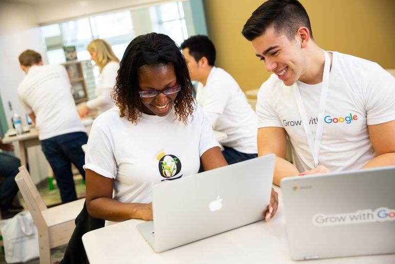 Google Learning center