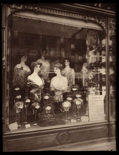 French mannequins, 1910-1914.: