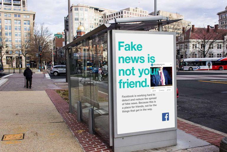 Campagne de publicité Facebook