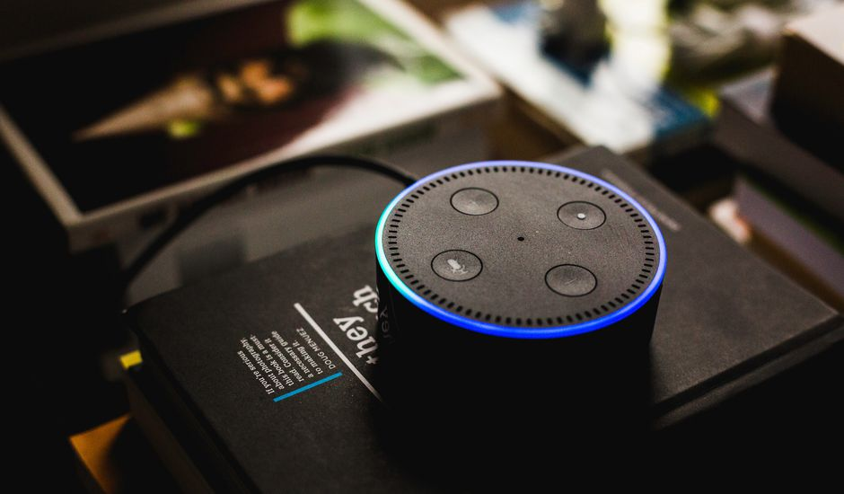 amazon alexa marché puériculture podcast