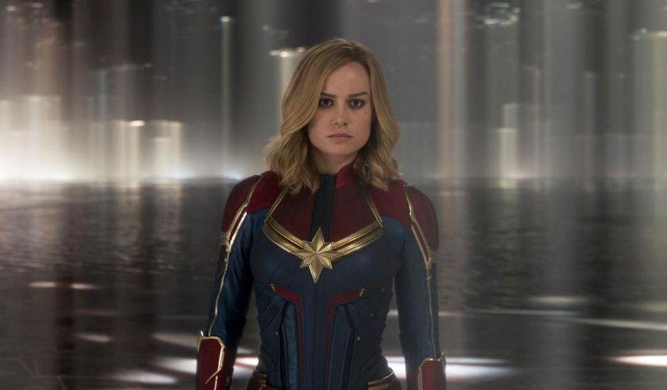 Brie Larson incarne Captain Marvel