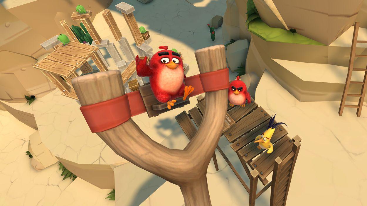 Des chercheurs ont créé une IA capable de jouer à Angry Birds