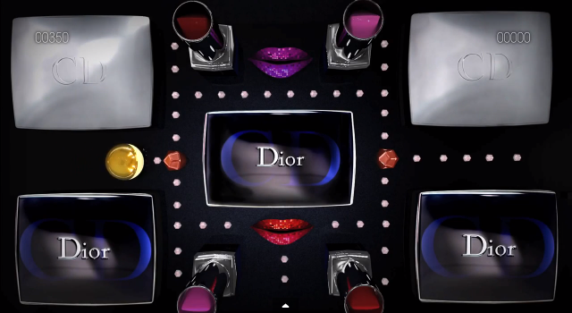Dior / Pac-Man