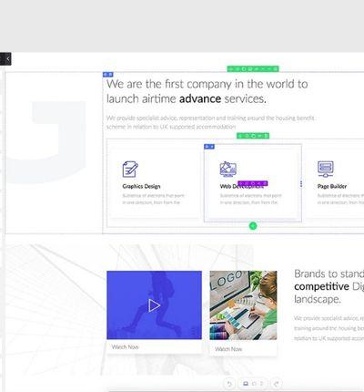 un plug-in wordpress pour construire ses pages en drag and drop
