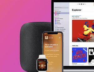 Les services proposés par Apple ont de plus en plus de succès