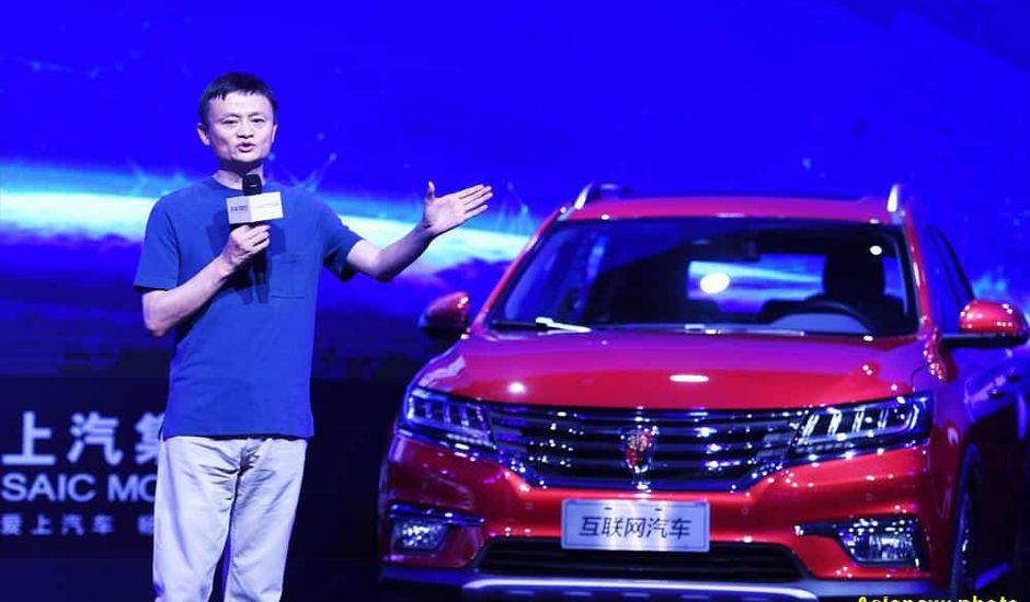 Alibaba entre dans le marché des voitures autonomes en Chine !