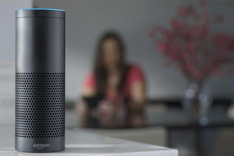 Amazon Echo France