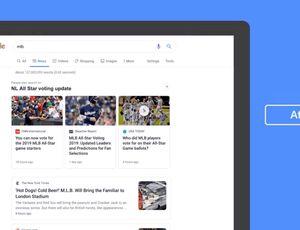 Google refonte actualité