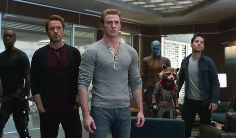 Sondage morts Avengers : Endgame