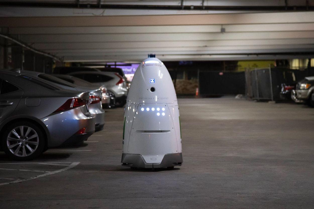 Californie : un robot de sécurité a photographié son agresseur