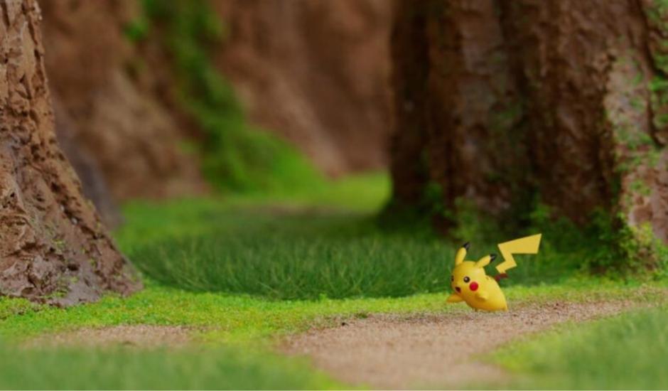 terres sauvages galar pikachu pokemon wild area search