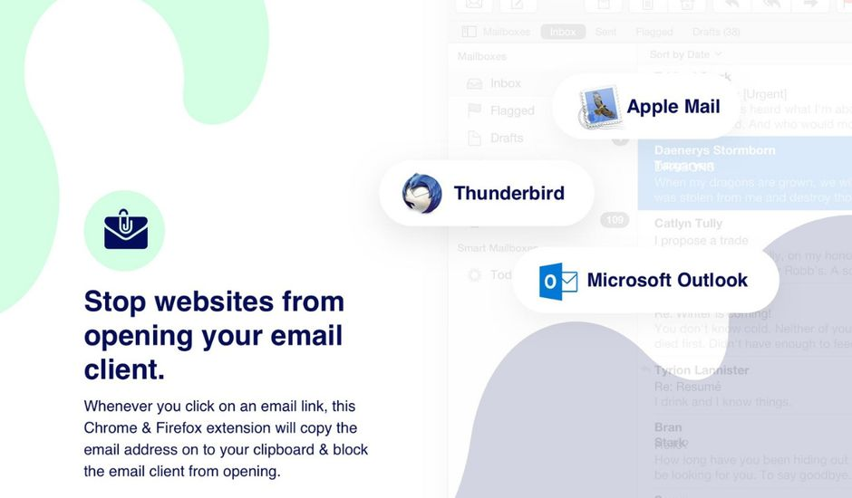 client email mac
