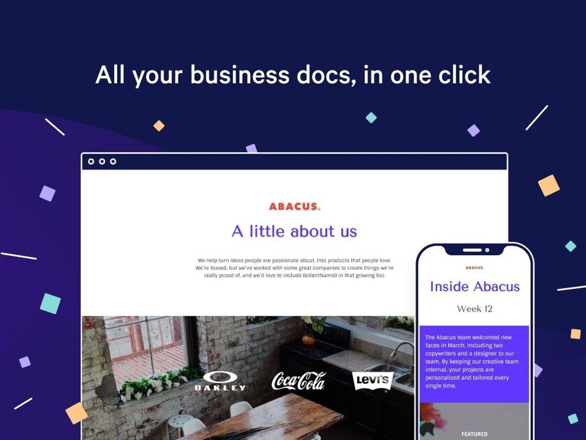 Cet outil gratuit vous permet de créer tous de beaux documents pro (reporting, propositions commerciales, cas clients…)