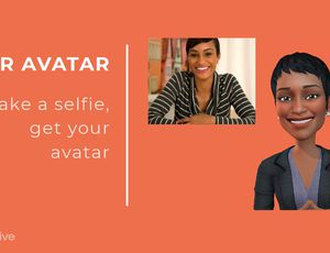 avatar créé dans Loomie Live