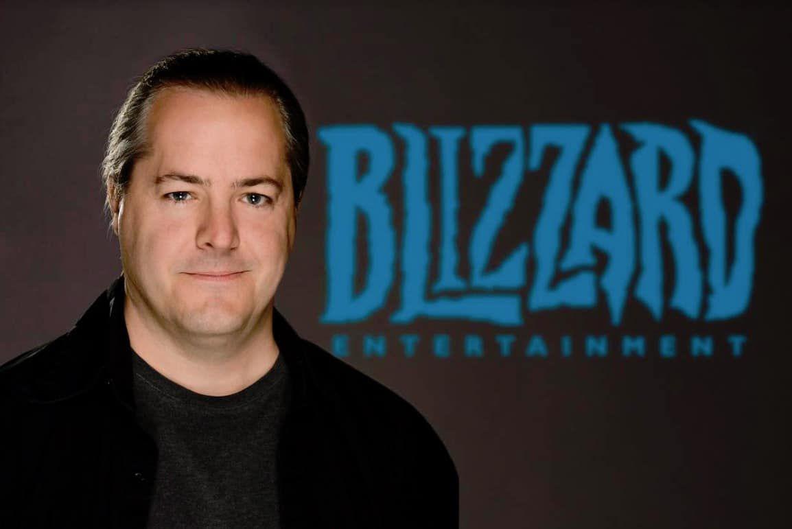 Directeur Blizzard J. Allen Brack