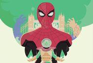 Fan art Spider-Man : Far From Home