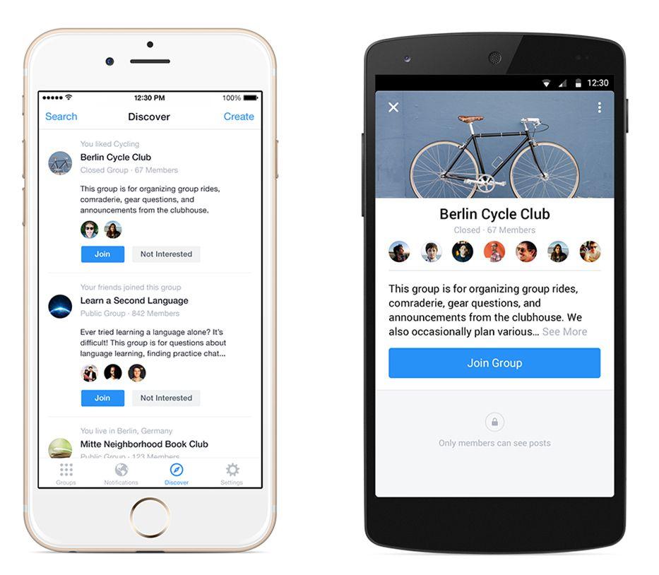 facebook groups application pour améliorer l'engagement