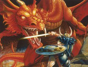 Donjons & Dragons série