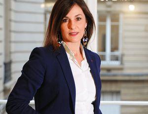 Delphine Remy-Boutang, fondatrice de la JFD