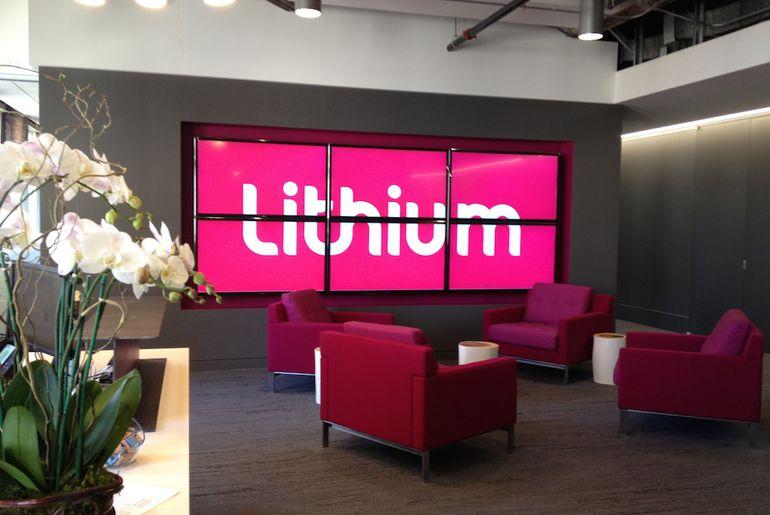 ce que prévoit lihium avec le rachat de Klout